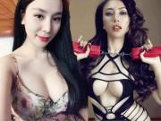 """Nữ DJ bốc lửa nhất Hà thành khiến Khắc Việt tình nguyện """"vào tròng"""""""