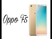 Dế sắp ra lò - Không chỉ 1 mà Oppo F5 sẽ có tới 3 phiên bản