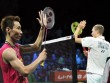 """Cầu lông: Lee Chong Wei thua tê tái, ai cản nổi """"Siêu nhân"""" Axelsen"""
