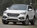 Ô tô - Hyundai Santa Fe giảm giá khiến nhiều xe khó bán
