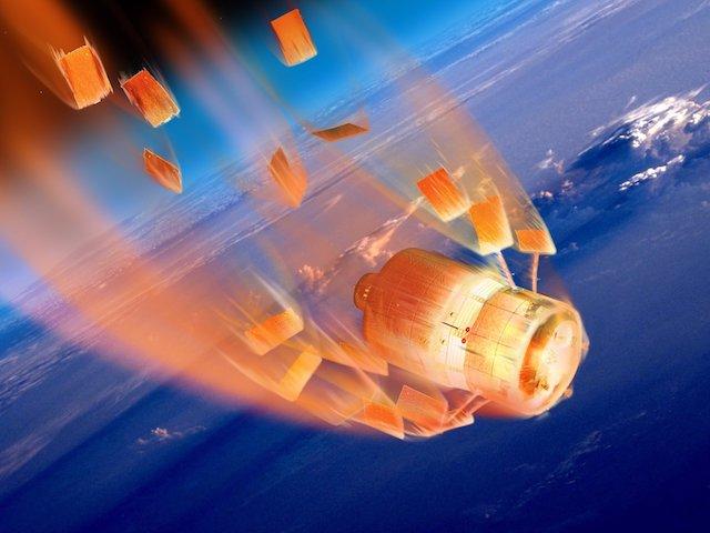 Ai xả rác nhiều nhất trên không gian?