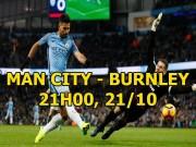 Man City - Burnley: Cường công gặp thủ tốt, MU chờ hưởng lợi