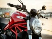 """Ngắm ảnh rõ mồn một """"con quỷ"""" 2018 Ducati Monster 821"""