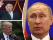 """Nga """"mách"""" Mỹ cách trị Triều Tiên"""