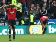 Góc chiến thuật Huddersfield – MU: Cái bóng quá lớn của Pogba - Fellaini