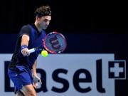 Kết quả thi đấu tennis Basel Open 2017