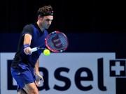Thể thao - Lịch thi đấu tennis Basel Open 2017