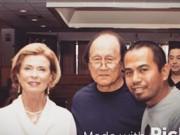 """Vợ Lý Tiểu Long bên người chồng thứ ba trùng tên """"con rồng họ Lý"""""""