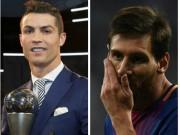"""Ronaldo tranh """"Cầu thủ hay nhất 2017"""": Nhắc Messi... đến dự giải"""