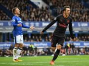 """Chi tiết Everton - Arsenal: Đỉnh cao Sanchez, """"nhát kiếm"""" đau đớn (KT)"""