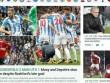 """MU thua sốc: Báo chí an ủi Mourinho, mắng """"Người băng"""" xối xả"""