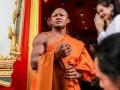 """Thế giới - Nhà sư cơ bắp cuồn cuộn """"đô"""" nhất Thái Lan từ đâu ra?"""