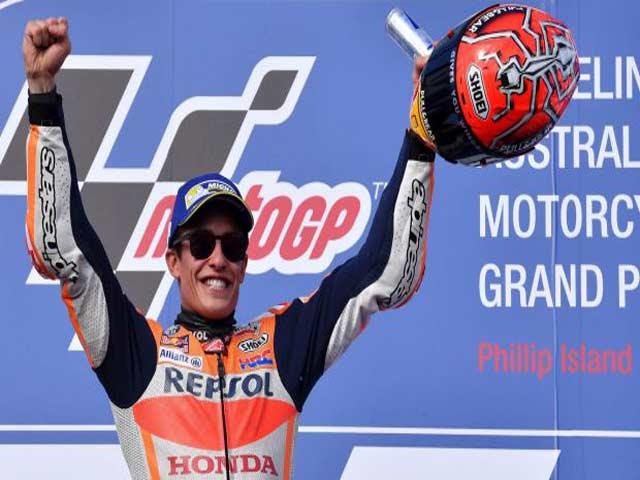 """Đua xe MotoGP: Kết cục cay đắng, """"Nhà vua"""" đăng quang hoành tráng - 7"""