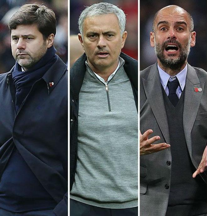 """Đua vô địch Ngoại hạng Anh: Man City """"độc bá"""", chỉ MU - Tottenham cản nổi? - 1"""