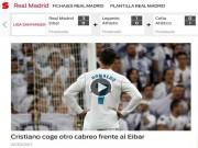 """Tồi tệ Ronaldo: Báo thân Barca """"đánh hội đồng"""", Balotelli được thể sỉ nhục"""