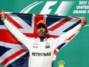 Đua xe F1, US GP: Chiến lược táo bạo, tấn công điên cuồng