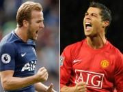 """Kane """"dội bom"""" Ngoại hạng Anh: Vượt Ronaldo, siêu kỉ lục chỉ là """"muỗi"""""""