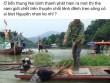 Phát hiện thi thể nam thanh niên đầu chúc xuống nước, người trên thuyền