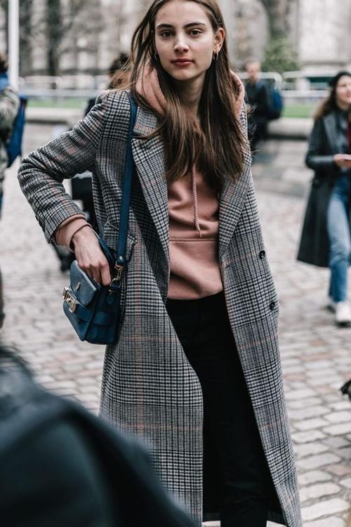 1001 cách chinh phục chiếc áo khoác mốt nhất mùa lạnh 2017 - 4