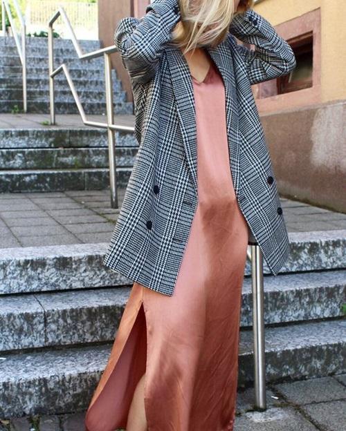 1001 cách chinh phục chiếc áo khoác mốt nhất mùa lạnh 2017 - 7