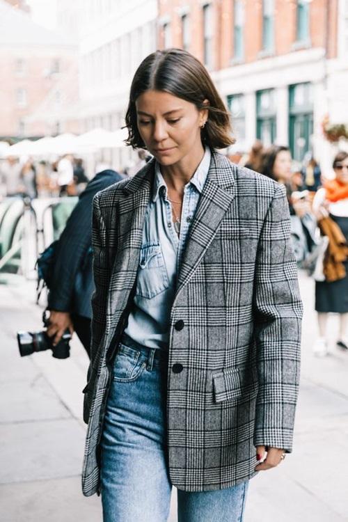 1001 cách chinh phục chiếc áo khoác mốt nhất mùa lạnh 2017 - 14