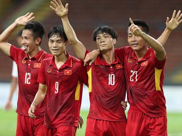 Lịch thi đấu bóng đá vòng chung kết U23 châu Á 2018