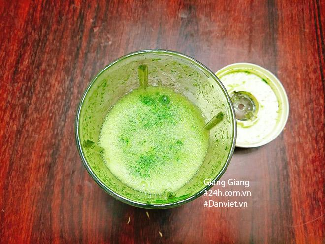 Bữa sáng mùa thu ấm bụng với xôi lá dứa hạt sen thơm dẻo - 3
