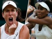Cập nhật WTA Finals ngày 3: Muguruza đặt vé bán kết, Venus nguy cơ bị loại
