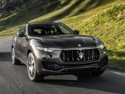 Maserati Levante S máy xăng có giá từ 1,9 tỷ đồng