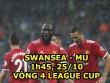 """Nhận định bóng đá Swansea – MU: """"Quỷ đỏ"""" lâm bệnh, khó khăn chồng chất"""