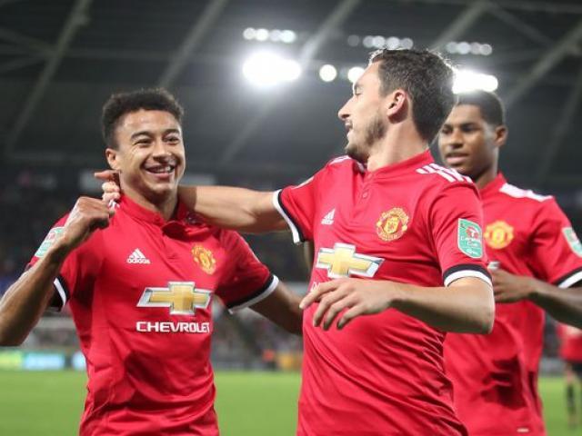 """MU tìm lại chiến thắng, Mourinho ân xá cho """"tội đồ"""" Lindelof"""