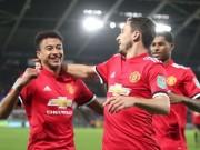 MU tìm lại chiến thắng, Mourinho ân xá cho  tội đồ  Lindelof