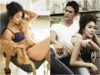 Nữ ca sĩ Hàn từng bị lộ clip nóng hạnh phúc bên chồng trẻ hơn 8 tuổi
