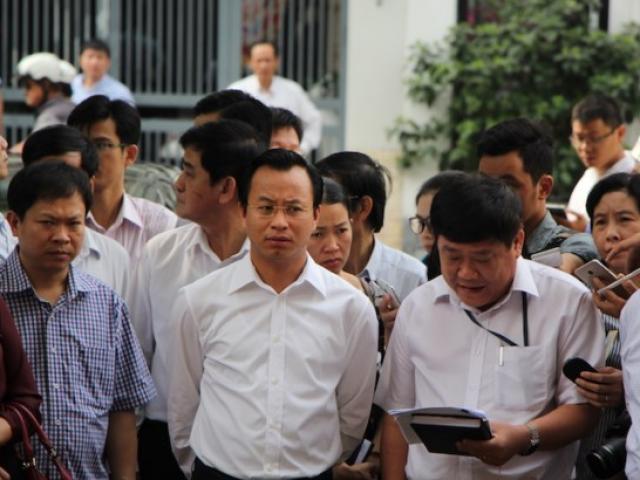 """Ông Nguyễn Xuân Anh không tham dự """"HĐND với cử tri"""" Đà Nẵng - 2"""