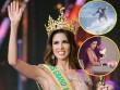 """Hoa hậu Peru dáng ngọc: """"Cao thủ"""" võ thuật, chuyên gia lướt sóng"""