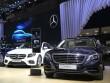 Đội hình xe tiền tỷ Mercedes tại VIMS 2017