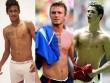 Khó tin Beckham, CR7, Neymar lại trông thế này trong quá khứ