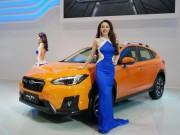 Subaru XV 2018 chốt giá 1,55 tỷ đồng tại Việt Nam
