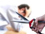 """Ghen tuông, vợ dùng dao cắt  """" của quý """"  của chồng trong đêm"""