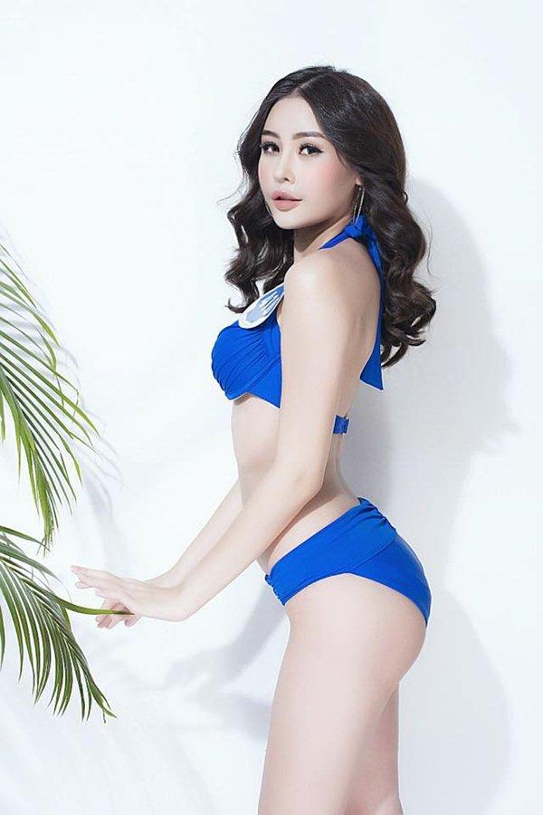 Chân dung mỹ nhân Sài Gòn là Hoa hậu Đại Dương 2017 - 3