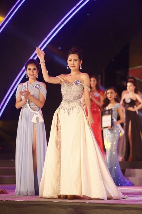 Chân dung mỹ nhân Sài Gòn là Hoa hậu Đại Dương 2017 - 2