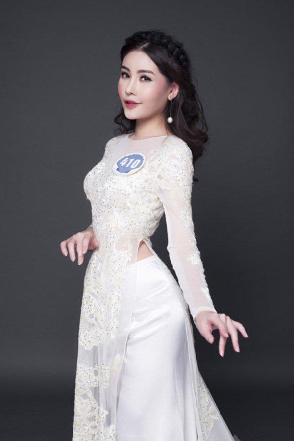 Chân dung mỹ nhân Sài Gòn là Hoa hậu Đại Dương 2017 - 5