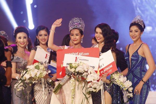 Chân dung mỹ nhân Sài Gòn là Hoa hậu Đại Dương 2017 - 1