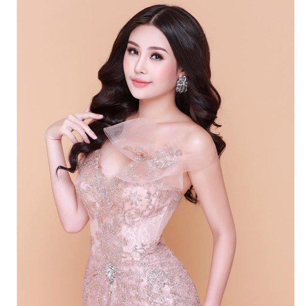Chân dung mỹ nhân Sài Gòn là Hoa hậu Đại Dương 2017 - 6