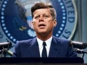 Sốc: Kẻ bắn chết Tổng thống Mỹ Kennedy là một người khác?