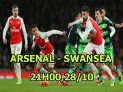 Arsenal - Swansea: Mừng trận 800, quyết hủy diệt  thiên nga