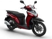 Cận cảnh Honda SH Mode màu mới, giá 51,49 triệu đồng