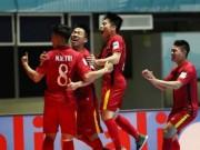 Futsal Việt Nam thắng kịch tính Indonesia, dễ vào bán kết giải Đông Nam Á