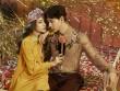 Chi Pu suýt lộ ngực vì váy xẻ cổ quá sâu trong MV mới