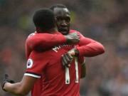 MU đấu Chelsea: Martial vẫn phải dự bị, Lukaku  chân gỗ  được ưu ái